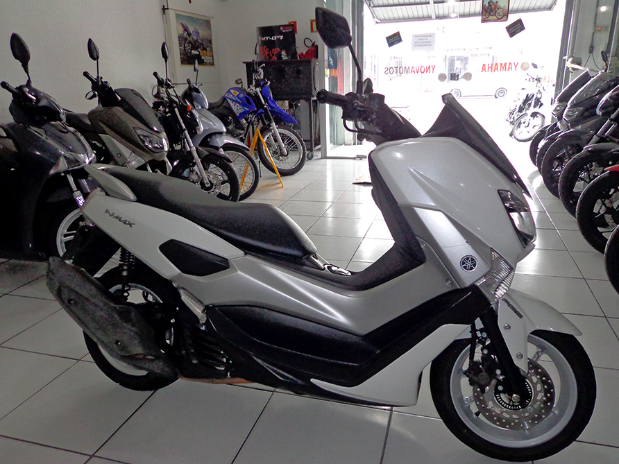 NMax 160 Abs 2017 18.000 Km